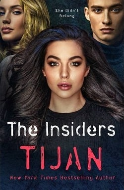 The Insiders (The Insiders Trilogy 1) by Tijan